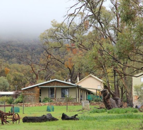 House - Kookaburra Creek Retreat
