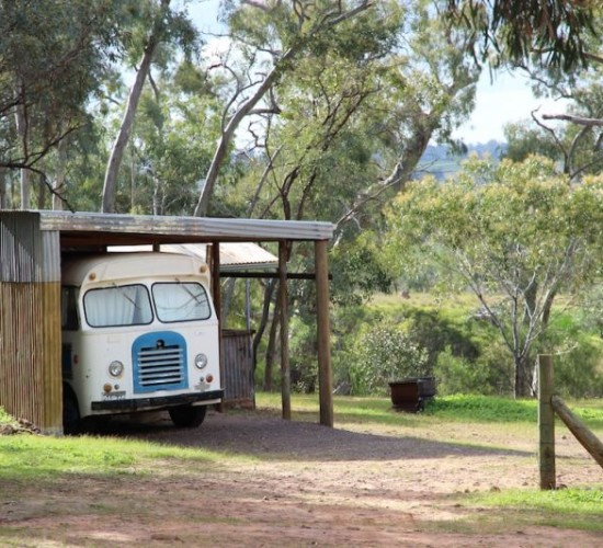 Bus - Kookaburra Creek Retreat