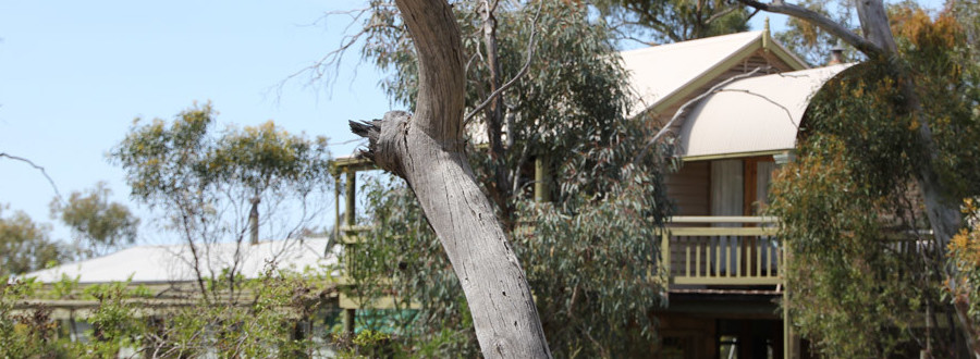 Kookaburra Creek Retreat - Accommodation