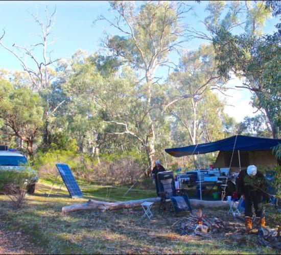 Kookaburra Creek Camping