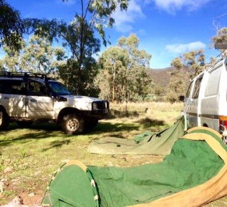 Kookaburra Creek Campsites