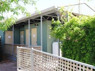 Shower and Toilet Block